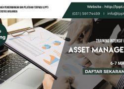 Training Intensif Profesional Asset Management