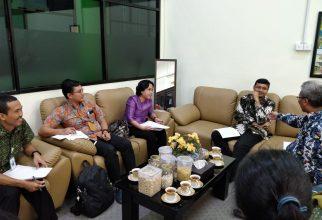 Kunjungan Direktorat Jenderal Perbendaharaan Kementerian Keuangan