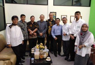 Kunjungan Pemerintah Kabupaten Tabanan